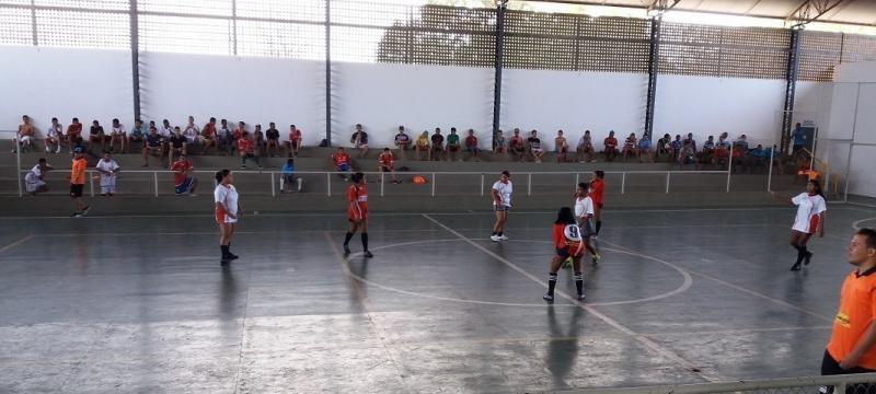 Final do 1º Campeonato de Futsal Escolar de São Pedro aconteceu no domingo