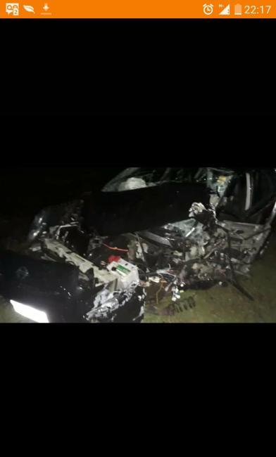 Acidente próximo à São Gonçalo do Gurguéia quase acaba em tragédia