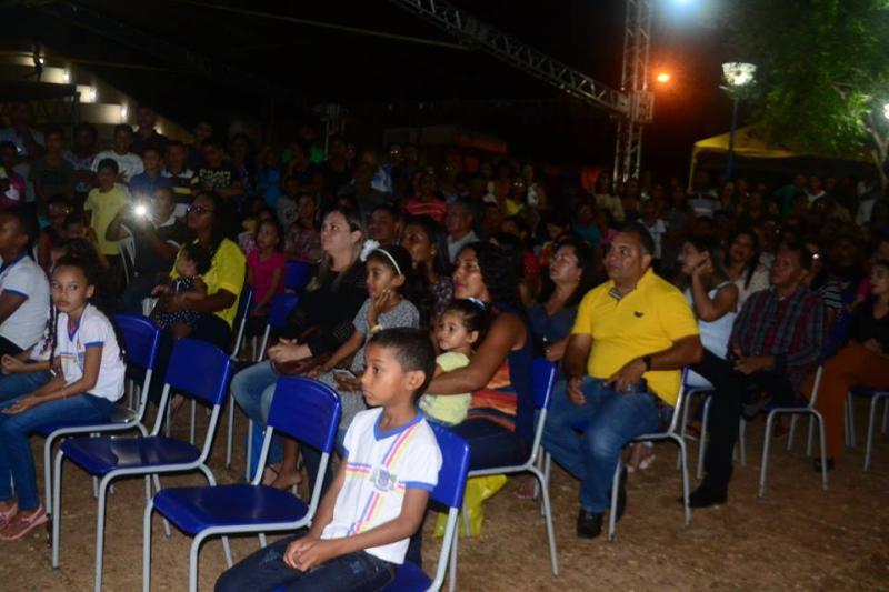Alunos participam da 2ª edição do concurso soletrando
