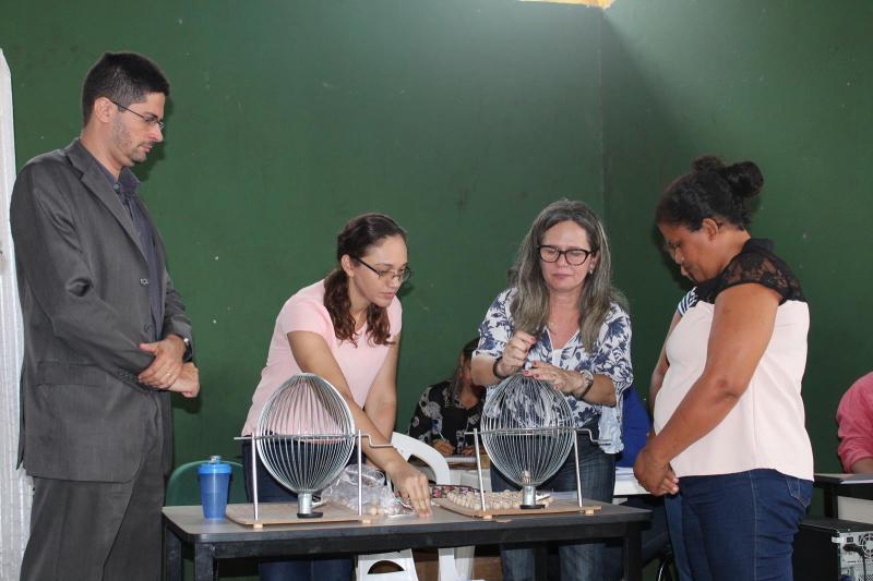 Altos: sorteio define moradores do Residencial Cézar Leal