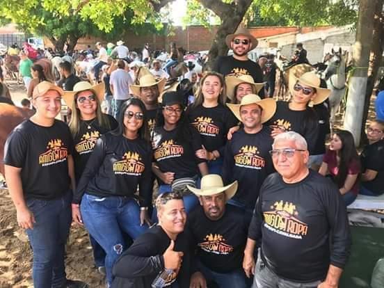 Vereadora de Prata do Piauí participa de cavalgada