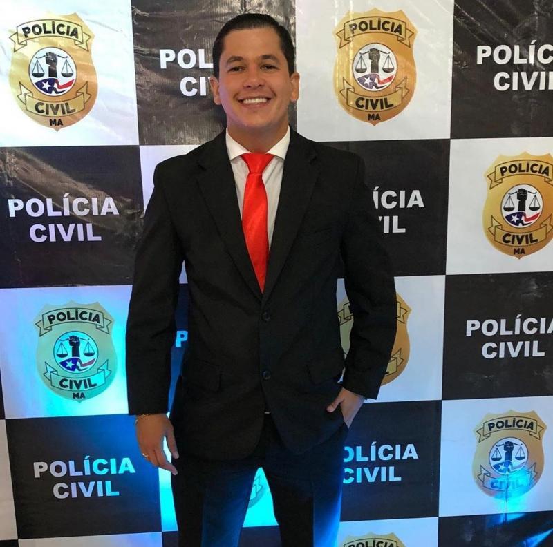 Beneditinense forma-se em Delegado de Policia no Maranhão