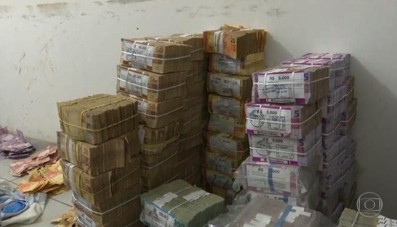 Polícia recupera milhões roubados do Banco do Brasil de Bacabal-MA