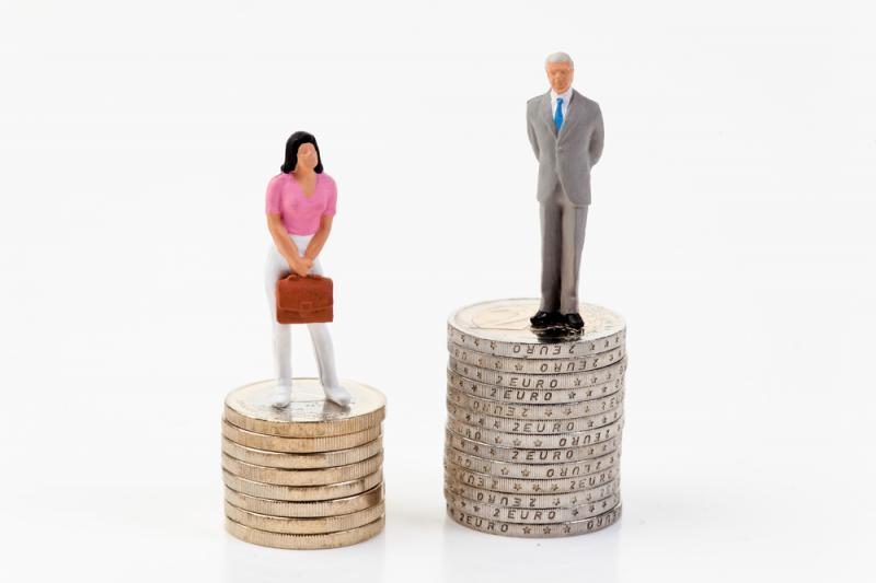 Homens recebem salário 30% maior do que as mulheres no Brasil