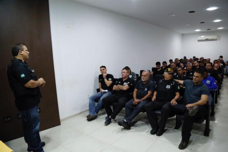 Polícia Civil deflagra megaoperação e cumpre mandados no Piauí