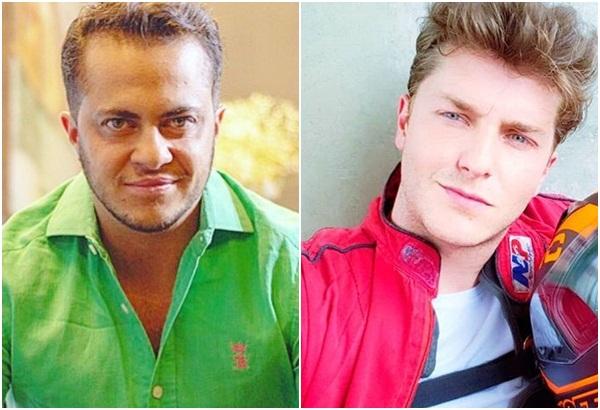 Thammy supera Kleber Toledo em lista dos homens mais sexy do Brasil