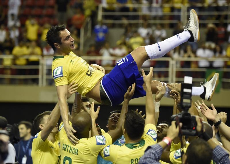 Falcão avalia carreira e legado no futsal: