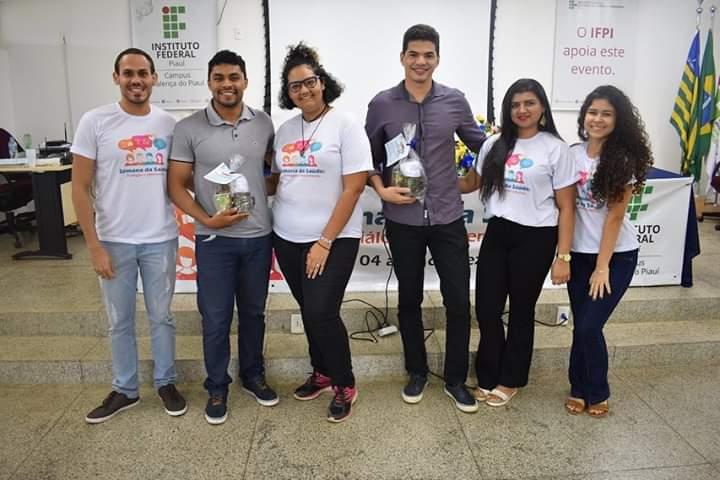 Semana da Saúde do IFPI Campus Valença do Piauí