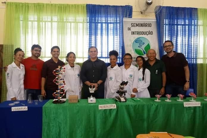IFPI Campus Valença do Piauí também marcou presença no 10º SALIVA