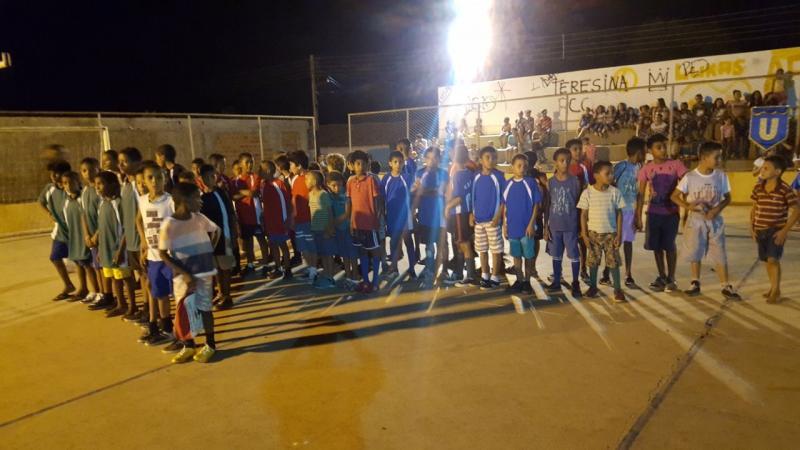 Jogos estudantis movimentaram o final de semana em Marcos Parente