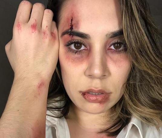 Clipe de Naiara Azevedo alerta sobre violência contra mulher