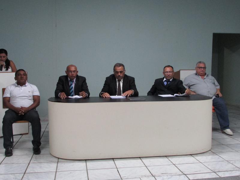 Câmara de vereadores de Lagoinha do Piauí realiza eleição da mesa diretoria
