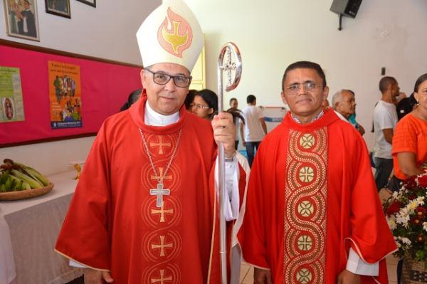 Dom Edivalter celebrá no novenário de Guadalupe neste domingo 09/12