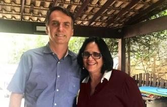 Damares Alves, comandará o Ministério da Mulher, Família e Direitos Humanos