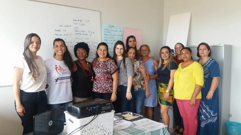 Servidores da SEMTAC participam de capacitação