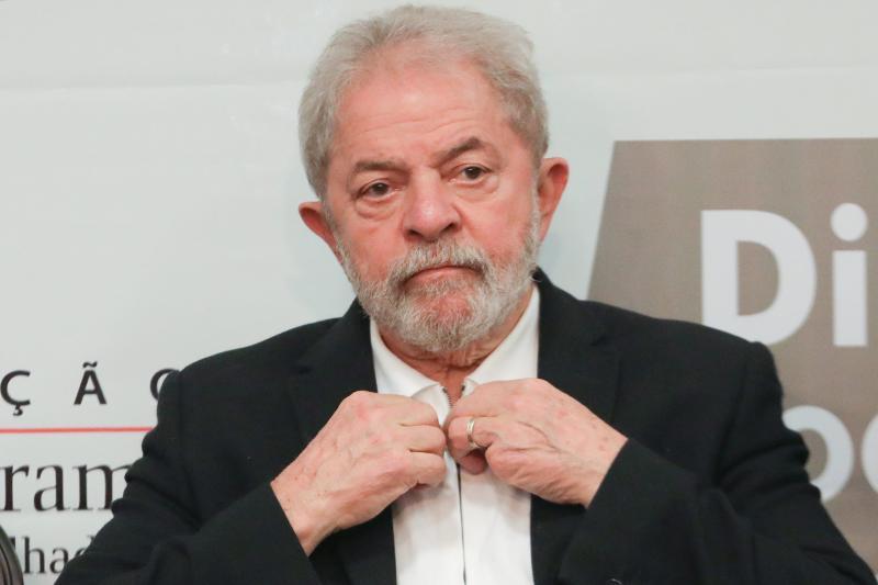 Policial relata 'sumiço de famosos' nas visitas a Lula