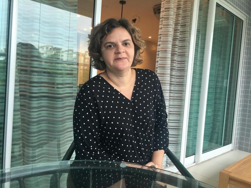 Conselheira Federal eleita Dra Andreya Lorena em entrevista ao Portal R10