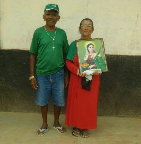 Casal protagoniza Cultura, Fé e Devoção na cidade de Valença do Piauí
