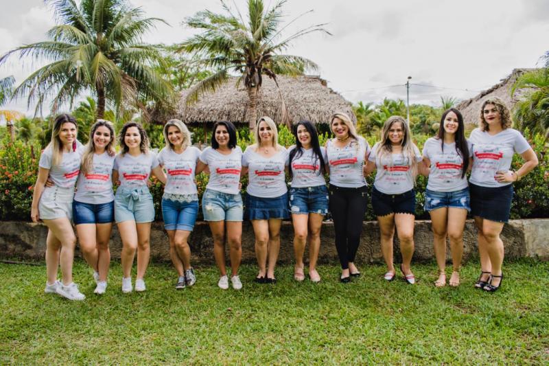 Grupo Siazinhas do Fórum fez confraternização em Teresina