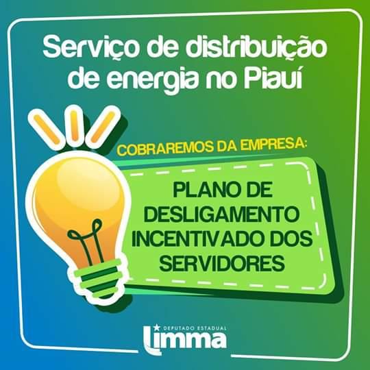 Deputado Limma comenta sobre audiência pública e os problemas da Cepisa