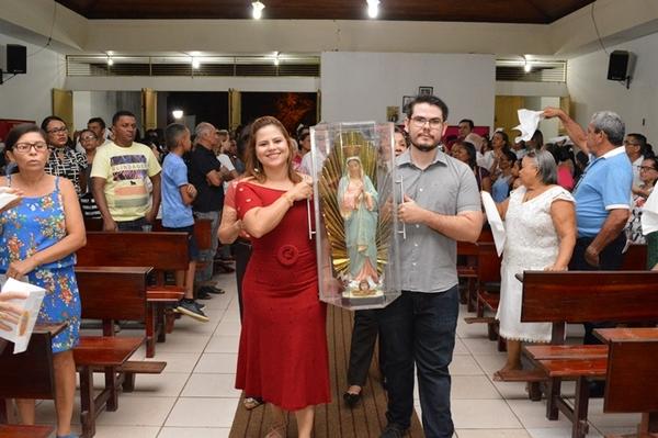 Filhos Ausentes marcam presença no Festejo de Guadalupe
