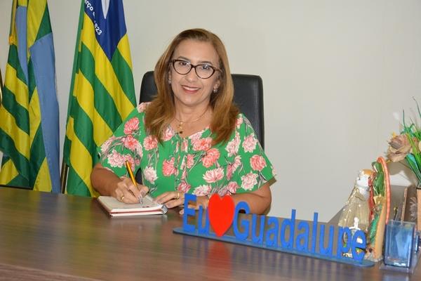 Prefeita Neidinha Lima envia projeto beneficiando Agentes de Saúde