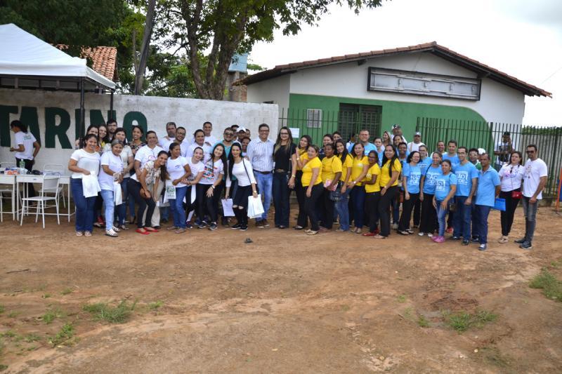 Mutirões de combate à dengue realizam mais de 17 mil visitas nas residência