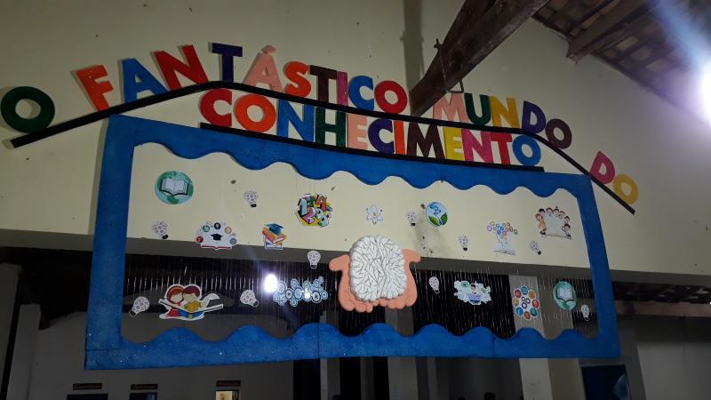 Escola Marques da Rocha realiza sua III Gincana Cultural