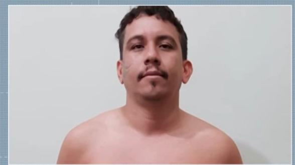 Preso mais um suspeito de assalto ao caixa eletrônico em Floriano