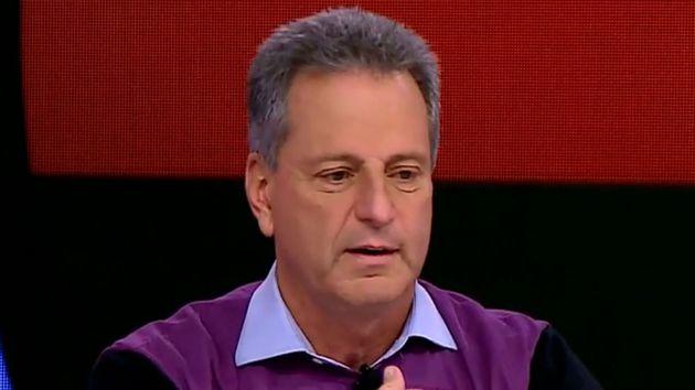 Landim confirma acordo com Abel Braga e diz que já avalia reforços