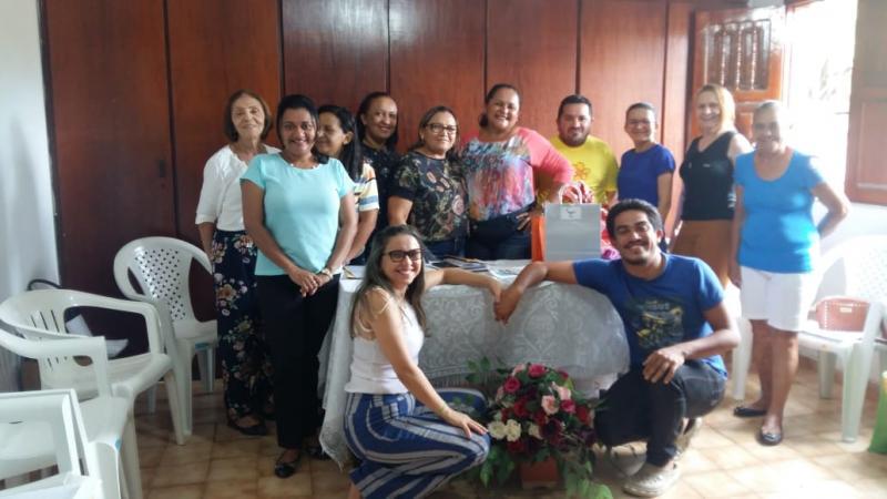 Confraternização do CMDCA De Valença do Piauí