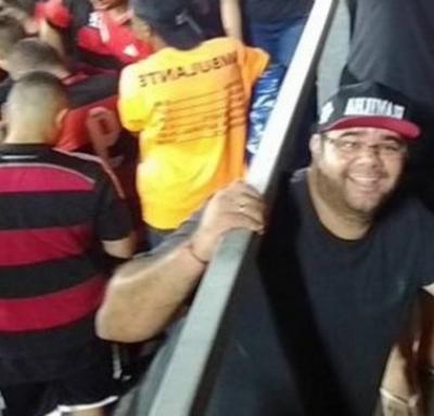 Tocerdor do Flamengo sofre parada cardíaca e morre antes da final do jogo