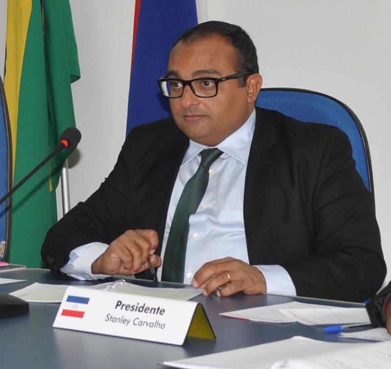Vereador Stanley Carvalho é reeleito presidente da câmara de Uruçuí. Leia!