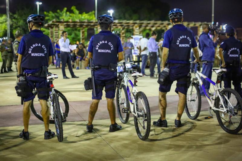 Projeto visa criar escala extraordinária para Guarda Municipal
