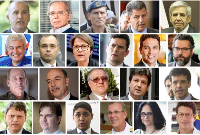 Quem são os ministros já confirmados do governo Bolsonaro