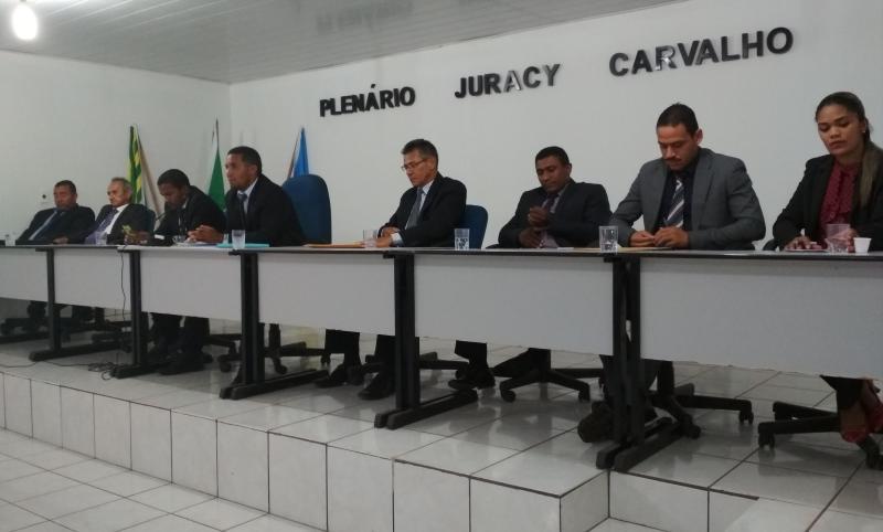 Vereadores sabatinam Secretários Municipais