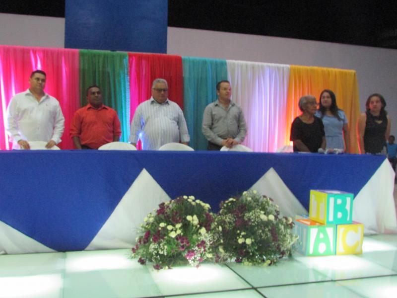 Secretaria de Educação de Lagoinha realiza formatura dos Doutores do ABC