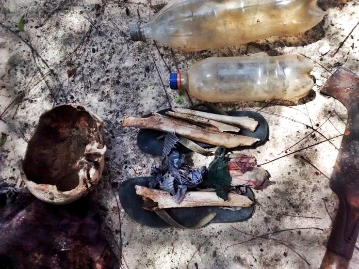Restos mortais de humano são encontrados em cidade do Piauí