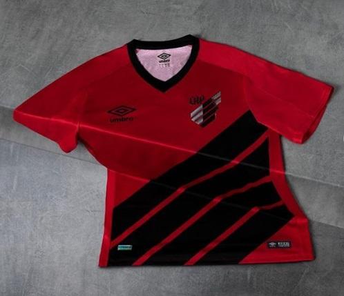 Atlético-PR inova e muda nome, escudo e marca