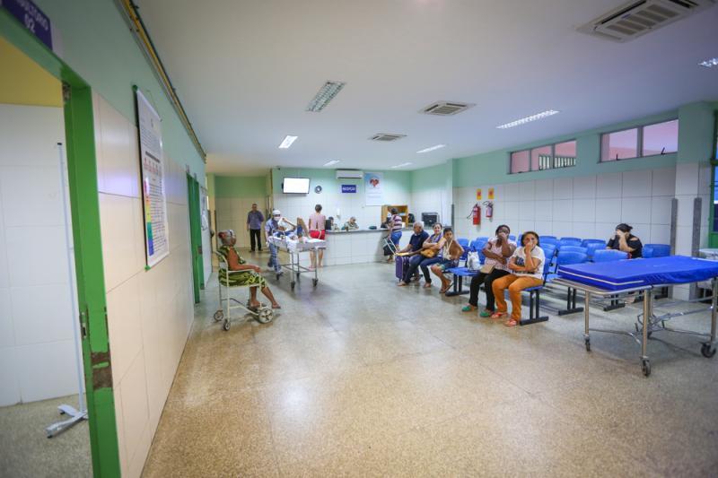 HUT pede ajuda para encontrar família de paciente sem identificação