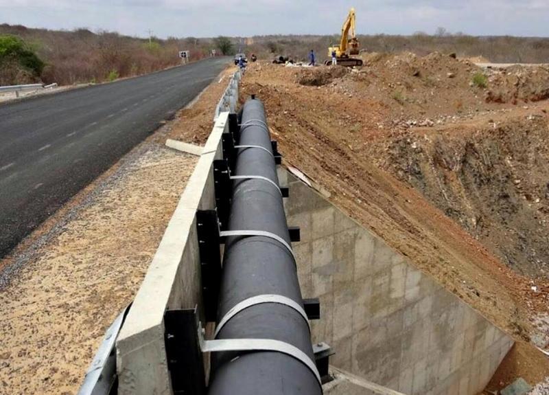 Ministério libera R$15 milhões para construção de adutora no Piauí