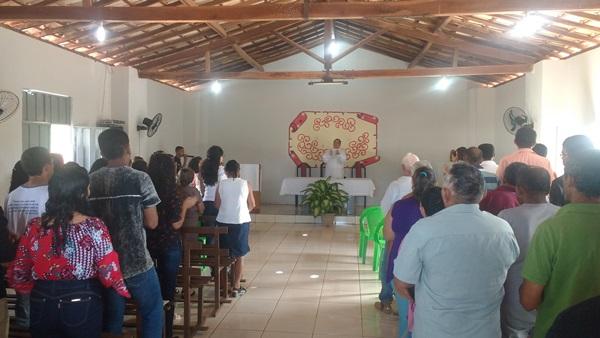 Festejo de Santa Luzia na Comunidade Lagoa Cercada