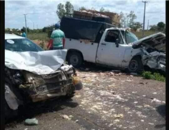Acidente na PI 142 deixa ex prefeito de Marcolândia morto