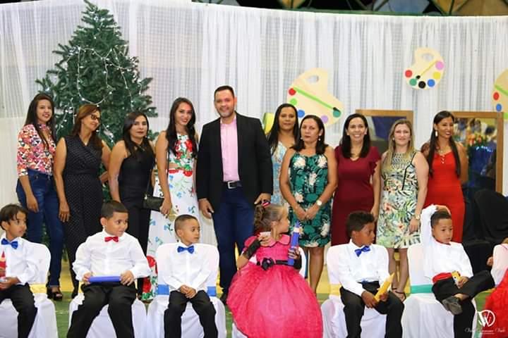 Unidade Escolar Oto Martins Veloso realiza formatura do ABC 2018