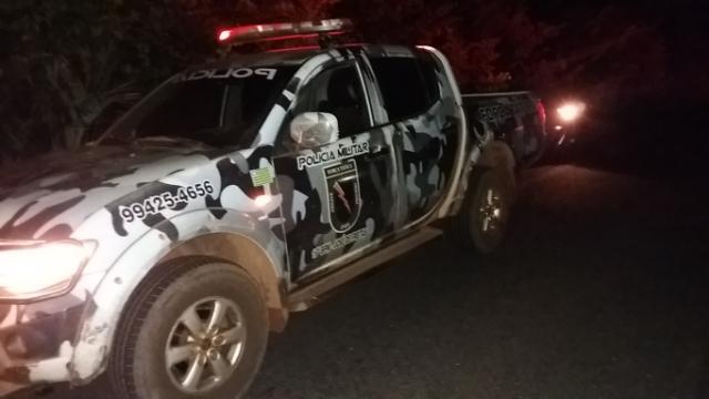 Dupla usando roupa do exército realiza assalto no interior do Piauí
