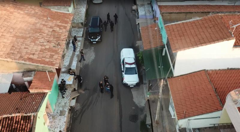 Polícia desarticula maior organização criminosa que atuava em Picos