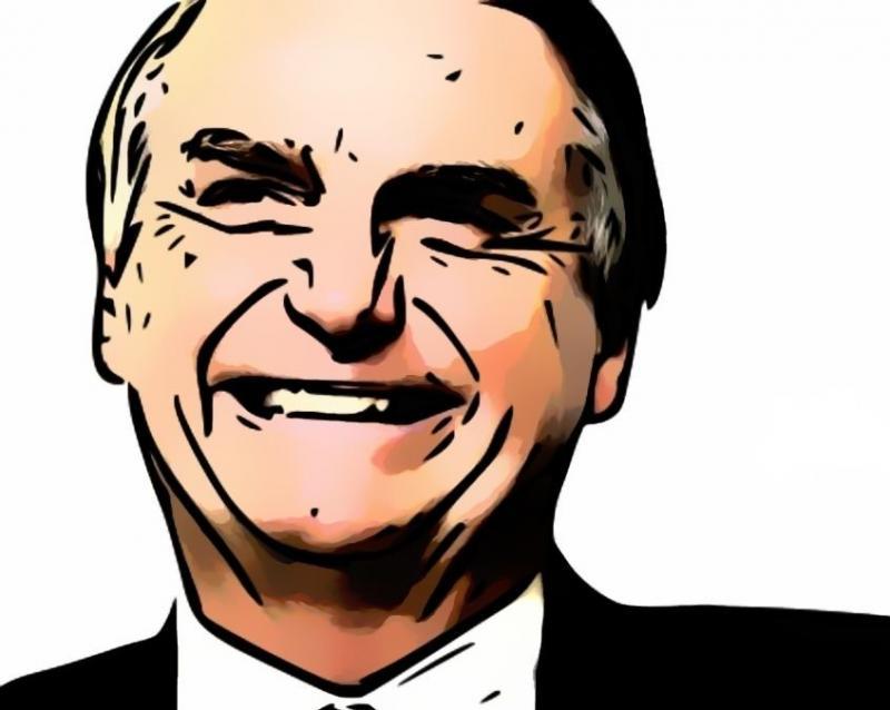Para 75% dos brasileiros, Bolsonaro está no caminho certo
