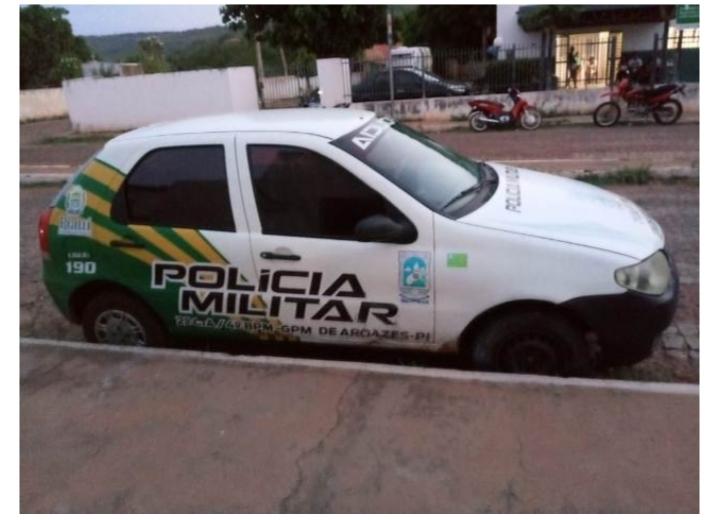 Policiais do GPM de Aroazes prende agressor da ex-companheira