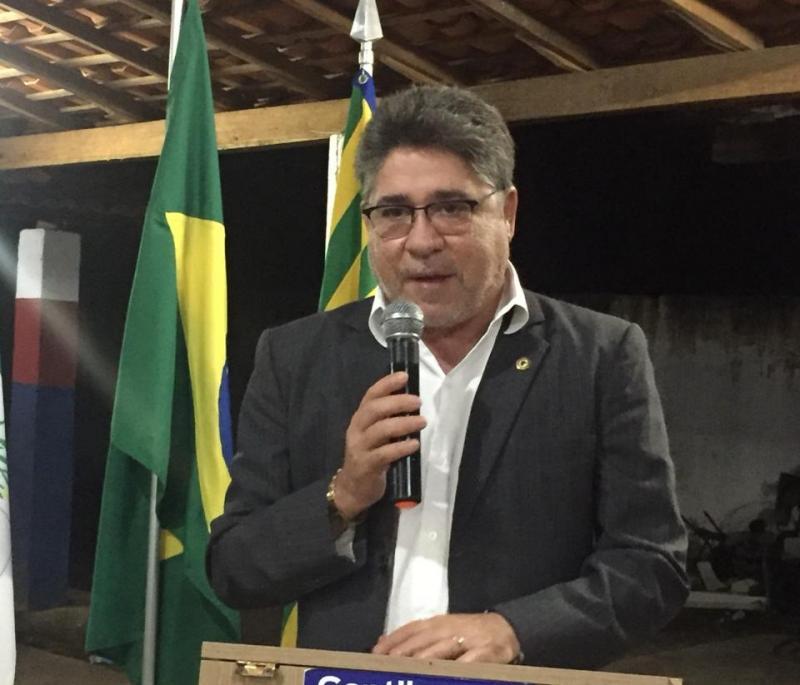 João Madison recebe título de cidadão agricolandense