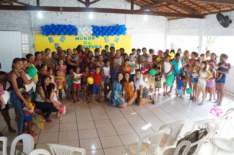 Programa Criança Feliz encerra atividades em grande festa em São Pedro